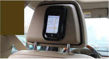 1Pc Hot!!! New Black Car Accessories Mobile phone mat for Land Rover Range Rover/Evoque/Freelander/Accessories(China)