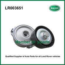 LR003651 auto drive belt dynamic tensioner for Range Rover 2013 Range Rover Sport 2014 LR Freelander 2 Evoque car tension pulley