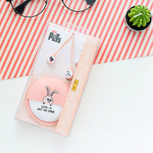 Fashion Animal Pattern Cartoon Earphones With Mic In-Ear Earbuds Headset Super Bass Headphone Handsfree For Mobile Phone ID83