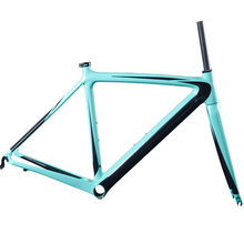 2016 NEW ONLY 780g light weight Di2 aero carbon road frame road carbon frame bicycle parts carbon bicycle frame 50 53 55cm