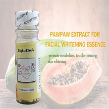 QLZHANFU Vitamin E, Promote Metabolism  Skin Care Whitening Essence Pawpaw Extract For Facial Whitening Essence Capsule