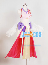 No Game No Life Jibril Cosplay Costume Halloween Uniform Outfit Ears+Top+Skirt+Belt+Socks+Panty+Wings+Shoes Covers S-XL