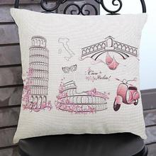 Factory Direct Supply  New Fashion Creative Printing Short Soft Plush Decorative Throw Pillow Cushion For Home Gifts
