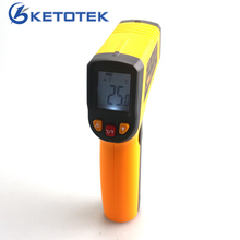 Non-contact IR Infrared Thermometer -50~600C -50~400C Portable Digital LCD Gun Laser Temperature Meter