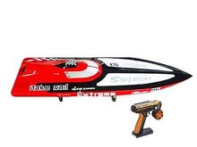 Buy G30C ARTR-RC Fiberglass Gasoline RC Racing boat 30CC Engine Radio Sys Servos RED for $715.00 in AliExpress store