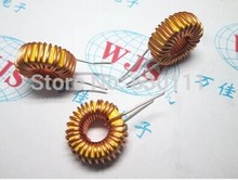 Free shipping !! 10pcs Nude 470UH 3A the toroidal inductor winding inductance the toroid inductor lm2596 dedicated