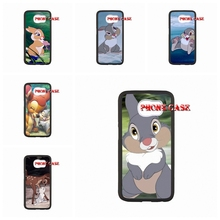 Bambi Thumper For iPhone SE 6 4s 5s 5c 6 6s plus touch 4 5 For Samsung Galaxy s2 s3 s4 s5 mini Note 2 3 4 Protector