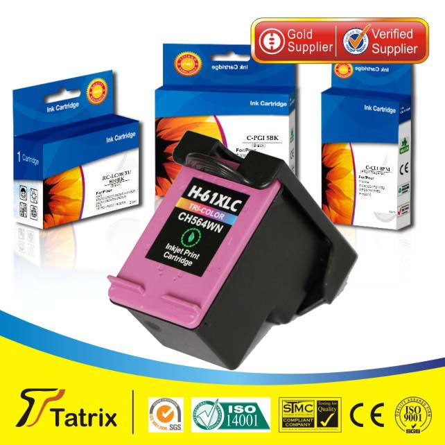 Compatible Ink Cartridge for HP 61 61XL<br><br>Aliexpress