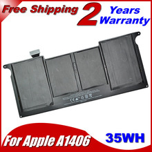 "NEW  Laptop Battery For Apple MacBook Air 11"" A1465 A1370 (2011 Production), Replace: A1406 battery"