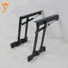 Space-Saving Folding Table Lift Mechanism Furniture Hinge Lift Table Top Hinge B04-1