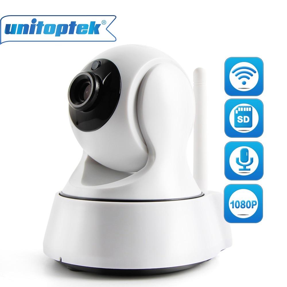 MINI Wireless Night Vision WIFI IP Camera Wi-FI 1080P HD 2MP Smart Camera Two Way Audio Home CCTV Surveillance Camera<br>