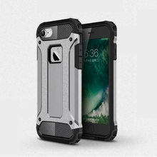 Buy iphone X case Shockproof Hybrid PC Armor Anti-Shock Silicone Back Cover iphone 5 5s SE 6 6s 7 8 plus Rugged Coque Fundas for $2.63 in AliExpress store