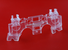 3pcs/lot high quality USA version Transparent inner frame internal support for ps4 controller(China)