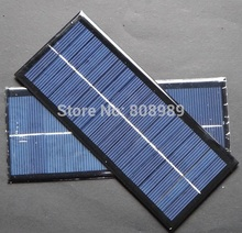 BUHESHUI Wholesale 2.5W 9V Polycrystalline Solar Cell Small Solar Panel for 6V Battery Charger 213*92MM 10pcs Free Shipping(China)