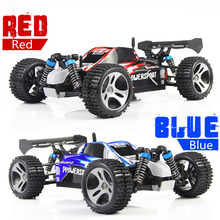 WLtoys A959 Electric Rc Cars 4WD Shaft Drive Trucks High Speed Radio Control Rc Monster truck 50km/h Racing Car
