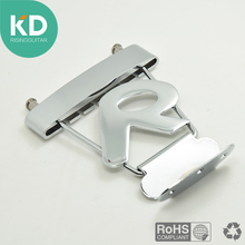 Trapeze Short 6 String Archtop Tailpiece Bridge for Hollow Semi Hollow Guitar with Wired Frame