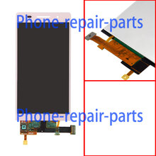 4.7 inch Pink LCD Display + Touch Screen Digitizer Glass Assembly Replacement For Huawei Ascend P6 P6-T00 TD P6-T00V P6-U06