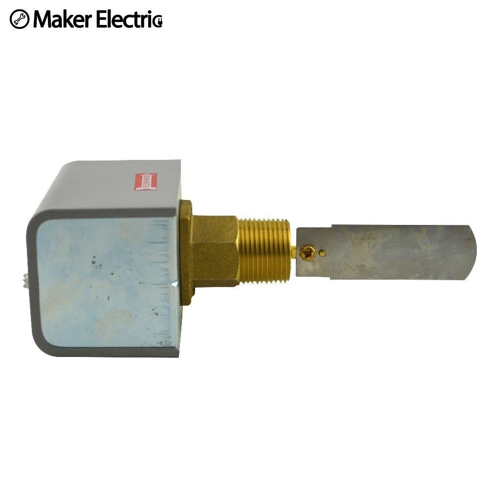 Hydraulic Flow Switch MK-FS06 Water Flow Controller<br>