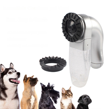 Pet Vacuum Fur Cleaner Hair Remover Collection Pet Dog Cat Fur Vac Trimmer Grooming Tool Pet Beauty Accessories new