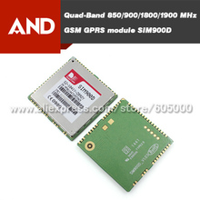 Free shipping SIM900D module Original SIMCOM one day lead time(China)