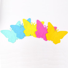Keythemelife Cup Mats Butterfly Silicone Cup Coaster Drink Cup Placemat Mat Pads Coffee Pad Cup Cushion Holder D