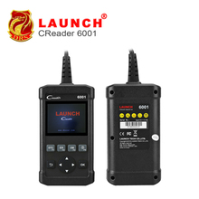 100% original Launch DIY Code Reader CReader 6001 Full OBDII OBD2 function Read&Clear DTCs the same function as AL619 6001(China)
