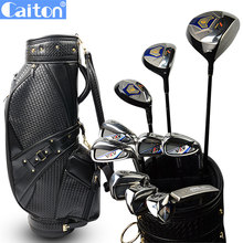 Caiton Men's Golf Clubs Complete Set With Bag(China)