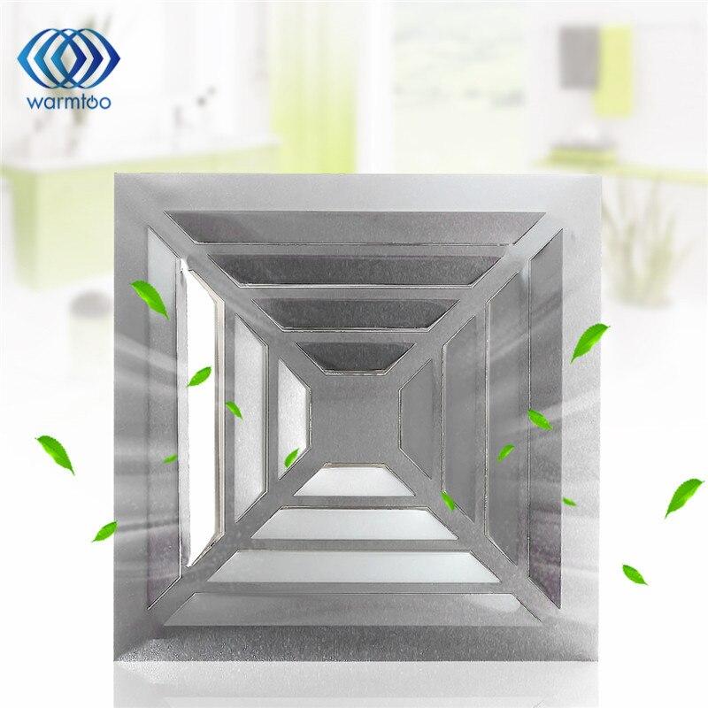 43W 220V 11.6 inch Ventilation Extractor Exhaust Fan For Blower Window Wall Kitchen Bathroom Toilet Fan Hole Size 260*260mm<br>