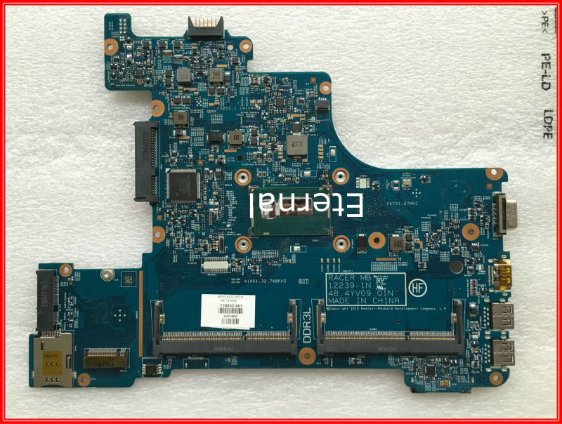 739852-001 739852-601 for HP 430 G1 laptop motherboard  2955U 48.4YV09.01N fully tested working<br><br>Aliexpress
