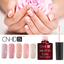 CNHIDS 132 Colors Gel Nail Polish UV Gel Nail Polish Long-lasting Soak-off LED UV Gel Color Hot Nail Gel 8ml/pcs Nail Art Tools