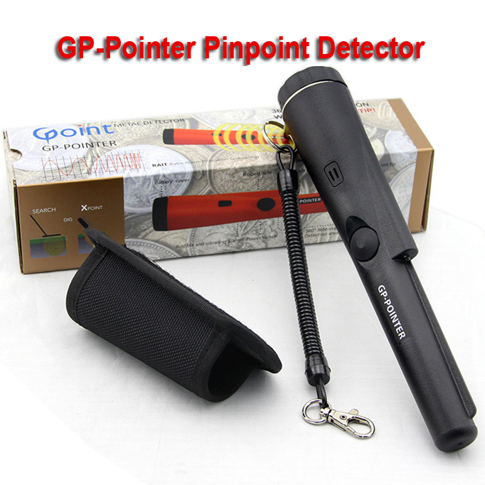 FREE SHIPPING 2017 BEST GP POINTER Metal Detector Pro pinpointer Pinpointing Hand Held Metal Detector Water-resistant Design<br>