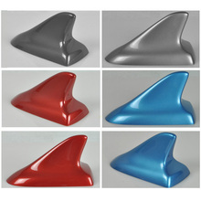new style High quality  ABS material  Shark Fin Antenna Aerial fit  for  hyundai  Volvo (not have outside antenna)
