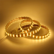 Waterproof Flexible Casing SMD 2835 LED Strip Warm White Applicable For High AC 220V Outdoor Garden Illumination Light- LD1-2835