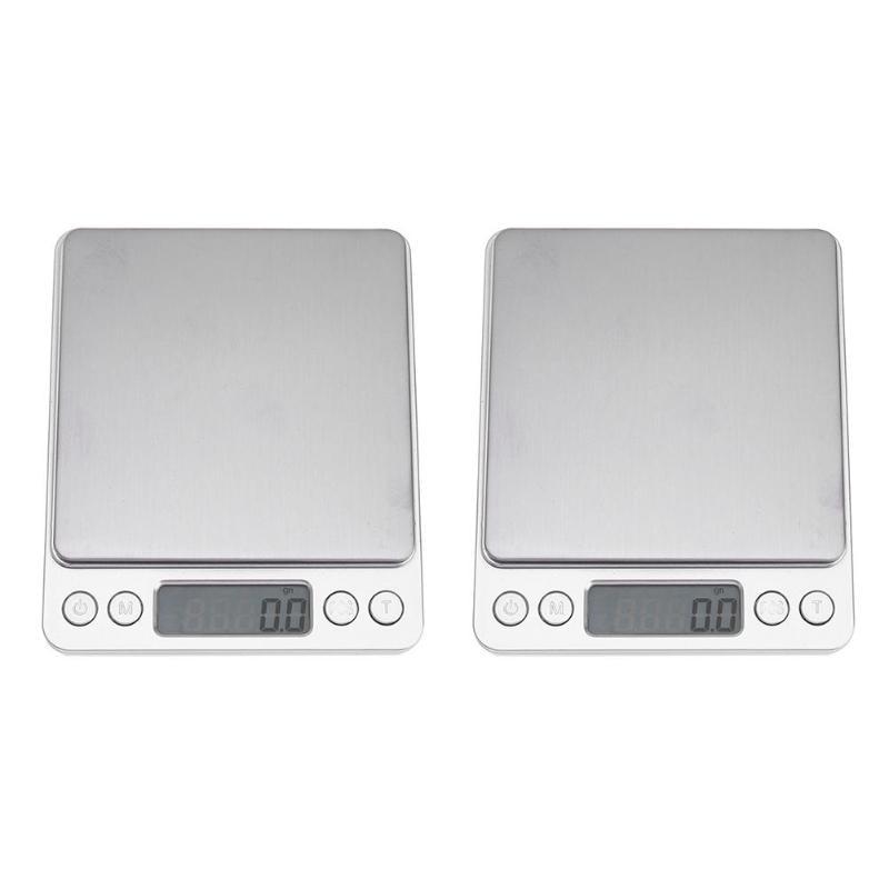 Meat Food 22lb//10kg Waterproof Digital Electronic Kitchen Balance Weight Scale