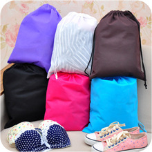 10 pieces Thick Non-Woven Travel Shoe Storage Bag Cloth Suit Organizer Bra Case Garment Galocha Packing Cubes Covers