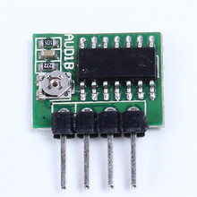 DC3-15V Audio Video Signal Detector Monitor Module AV Dectection Tester Delay Circuit