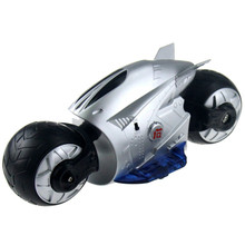 Max 12km/h High Speed Remote Control Motorcycle Flying Car for Christmas Day and New Year Holiday Gift