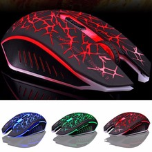 Computer Accessories 2.4GHz Wireless AZZOR M6 Rechargeable Silent Ergonomic Optical Usb Gaming Mouse(China)