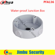 DAHUA Water-proof Junction Box PFA136 IP Camera Brackets Camera Mounts PFA136(China)