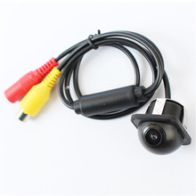 Free Shipping Mini Waterproof Auto Rearview CCD Camera Car Rear View Camera for Car DVD Monitor Parking System