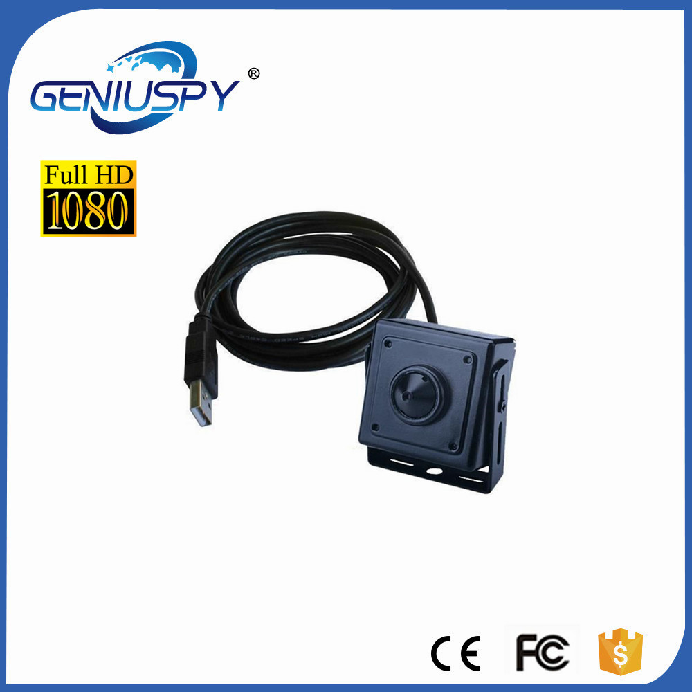 Micro Usb Camera For Atm Kiosk Automatic Vending Machines MINI USB Camera 2.0MP 1080P Full Hd USB Pin hole mini camera ATM Cam<br>
