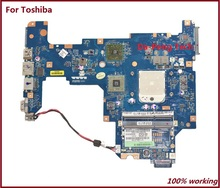 Free shipping K000103970 NALAE LA-6053P motherboard for Toshiba L670D L675D DDR3  Fully tested