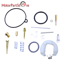 PZ19 Carb Parts 19mm Carburetor Repair Rebuild Kit for 50cc 90cc 110cc Engine ATV Quad Motorcycle Pit Dirt Bike @
