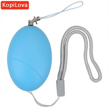 KopiLova 2 pcs Self Defense Personal Alarm Anti rob alarm 120dB Attack Protection Security Saftey Alarm for Women Elderly Kids(China)