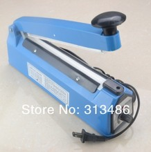 Hand inpulse Sealer ,Plastic Bag Sealer,Maximium Sealing length:200mm WITH GIFT AC110V