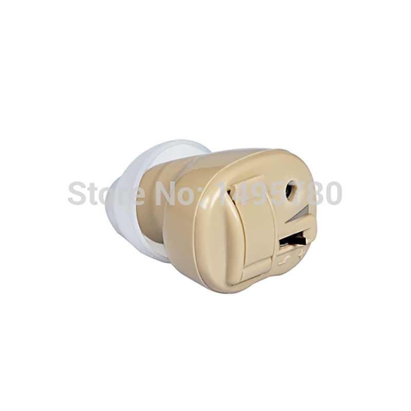 VOHOM VHP602 Aparelho Auditivo Hearing Mini Digital CIC Hearing Aids Instrument Assistant Hearing Aid Ear Sound Amplifier<br>