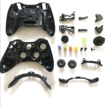 High Quality Wireless Game Controller Shell Case for Xbox 360 Housing with Buttons Inserts Accessories Wholesale(China)