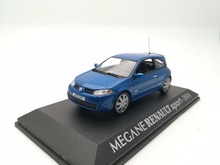 UH 1:43 MEGANE RENAULT SPORT 2004 boutique alloy car toys for children kids toys Model original box freeshipping(China)