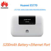 Wireless Wifi Router with RJ45 Wan Port Huawei E5770