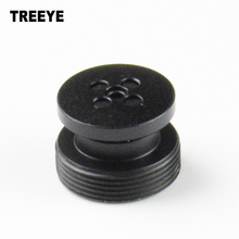 3.7mm button lens, M12 mount, 80degree horizontal viewing angle, F2.0 fixed Iris, for CCTV Cameras(China)